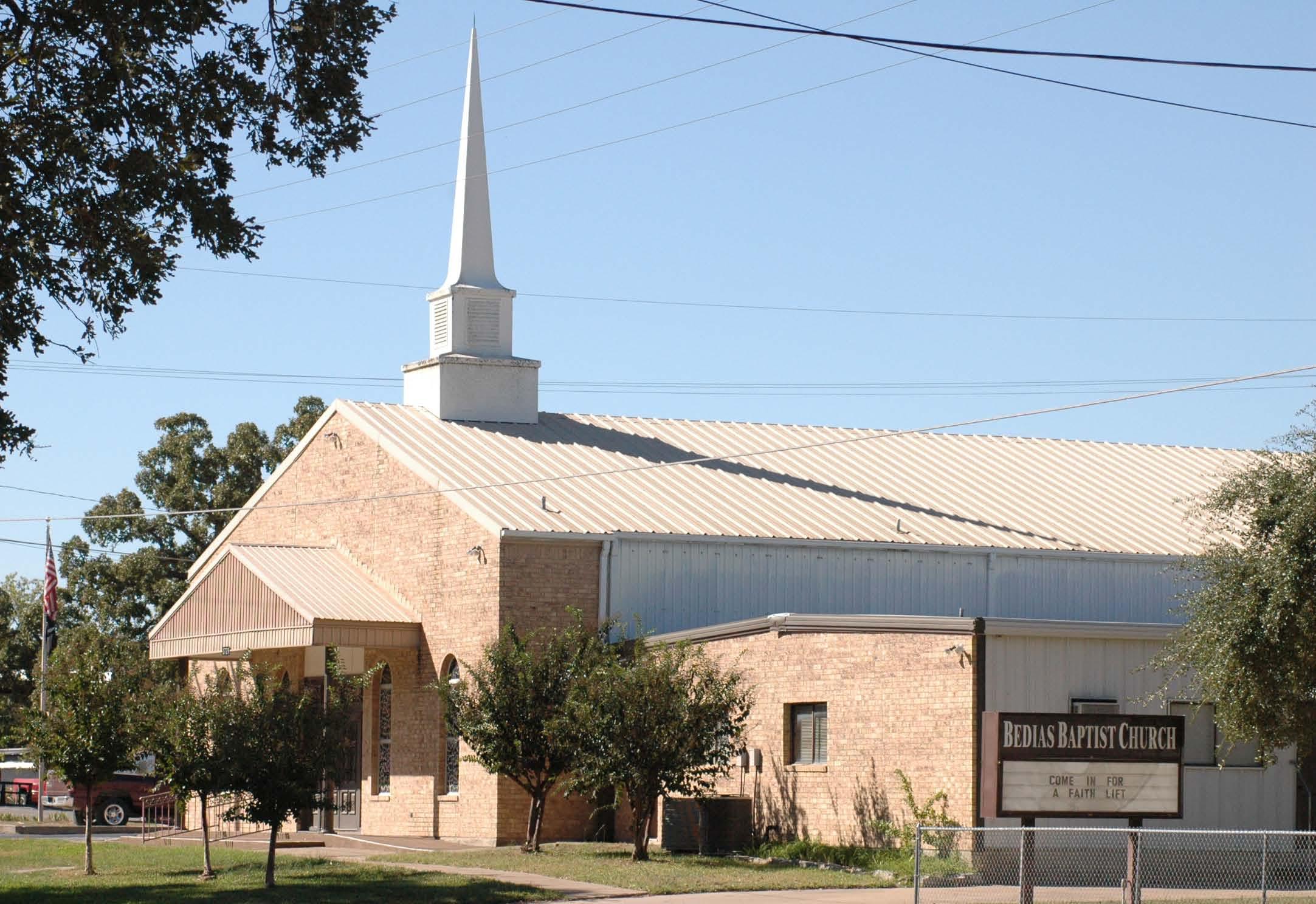 Bedias Baptist Church Jesus Is Lord